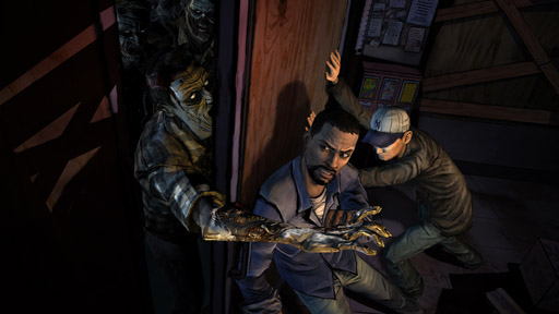 Telltale Games Walking Dead game
